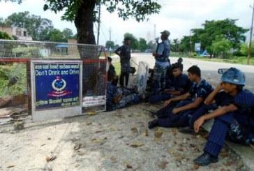राजमार्गमा सुरक्षा व्यवस्था कडाः निषेधित क्षेत्रको निरन्तरता