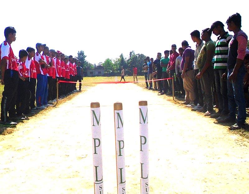 एमपिएलको दोस्रो दिन गणपति र रञ्जितपुर राइडर्स विजयी