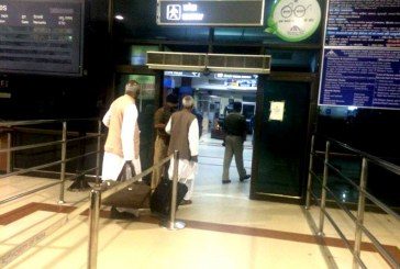 मधेशको मुद्दा लिएर दिल्ली पुगे मधेशी मोर्चाका नेताहरु
