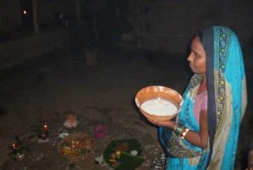 मिथिलाञ्चलसहित मधेशका जिल्लाहरुमा चौरचन मनाईदै