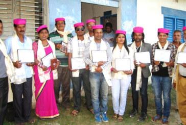 सप्तरीमा १० जना मैथिलीकर्मी सम्मानित