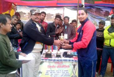 मङ्गलवारको खेलमा बिष्णुपुर क्रिकेट टिम विजयी