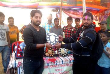 शनिवारको खेलमा कल्याणपुर क्रिकेट टिम विजयी
