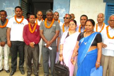 मैथिली साहित्य परिषद्का पदाधिकारीहरुको सपथ ग्रहण
