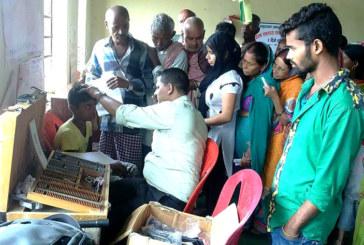 नेपाली कांग्रेसद्वारा कोइलाडीमा स्वास्थ्य शिविर