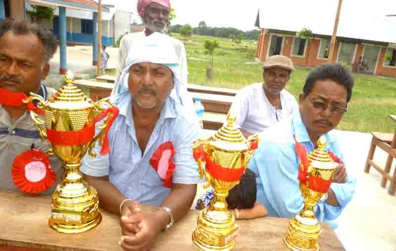 तेरहौतामा प्रथम पचशिल्ड क्रिकेट प्रतियोगिता