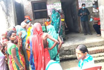 सकरपुरामा निःशुल्क प्रजनन् स्वास्थ्य शिविर
